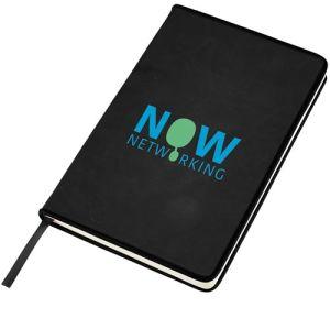 Bordered PU Notebooks