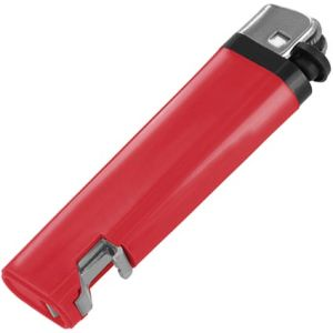 Corporate branded lighters for company giveaways