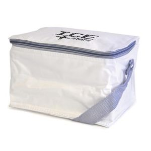Griffin Lunch Cooler Bag in White