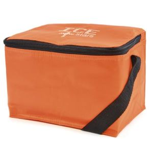 Griffin Lunch Cooler Bag in Amber