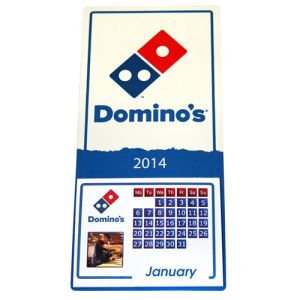 Calendar Pad Magnets