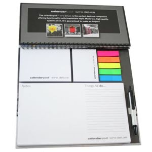 Branded desk calendars for councils