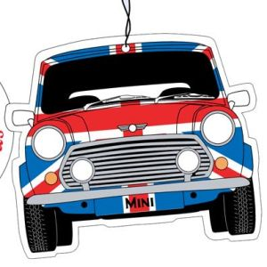 Promotional air fresheners for business giveaways