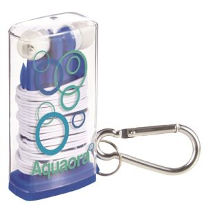 Carabiner Earphone Case Sets