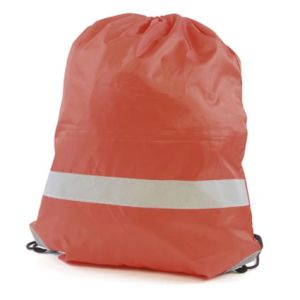 Custom printed hi vis bags for workplace advertising