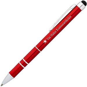 Custom Branded stylus ballpens for desktop advertising