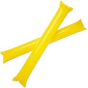 Cheering Bang Bang Sticks in Yellow