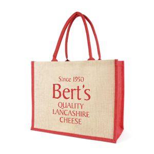 Chow Natural Jute Bags