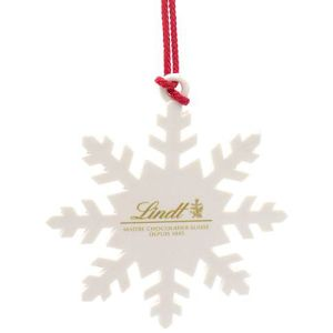 White Snowflake Hanging Decoration