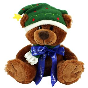 Christmas Teddy Bow Bears