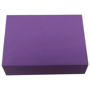 Chunky Erasers in Purple