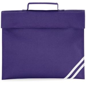 Classic School Bags in Purple
