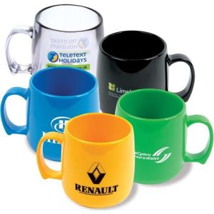 Classic Plastic Mugs