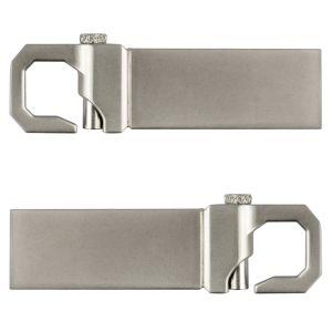 Clip Lock USB Memory Sticks