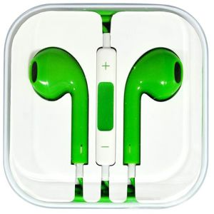 Corporate printed earphones for marketing ideas