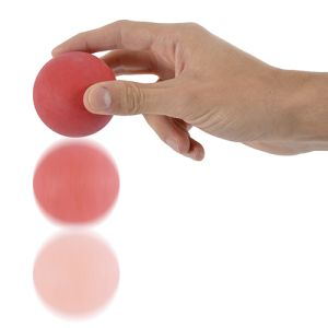 Custom Branded Rubber Ball for Business Handouts