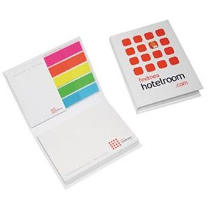Company sticky note sets for freshers ideas