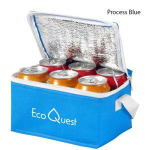 Compact Cooler Bag in Aqua