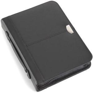 A4 Diplomat Zipped Ringbinder Folders