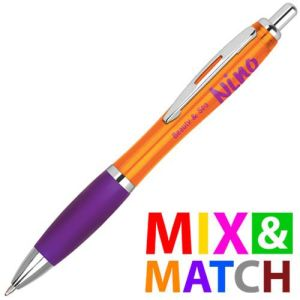 Contour Mix and Match Colour Ballpens