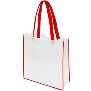 Which colour combination will you choose for your promotional shopper tote bags?
