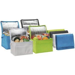 Custom branded bags for travel merchandise
