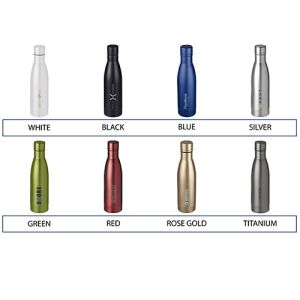 Copper Vacuum Insulated Bottles