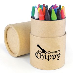 Promotional Crayon Sets for School Merchandise