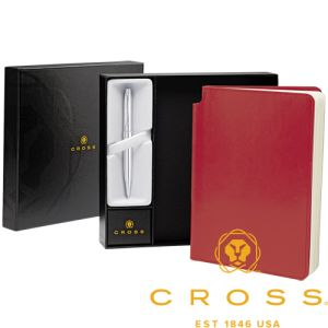 Cross Medium Journal and Stratford Ballpen Gift Sets