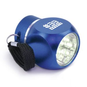 Branded Torch for Portable Advertising