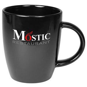 Darwin Mugs in Black