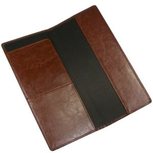 Darwin PU Travel Wallets