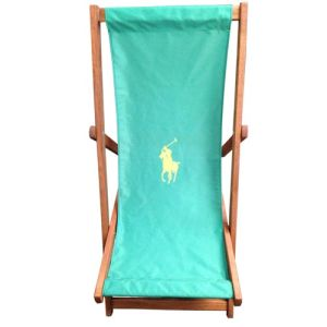 Comfortable and luxurious, our Deluxe Printed Deck Chairs are ideal for use in the garden, by the beach or at an event!