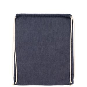 Denim Drawstring Bags
