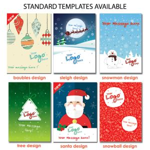 Custom Printed Advent Calendars for Christmas Company Gifts