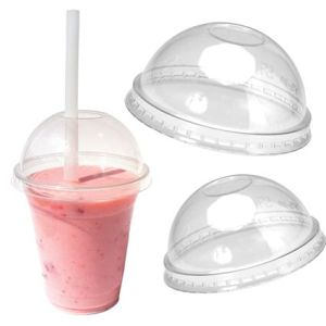 Printed Smoothie Cups for Catering Merchandise