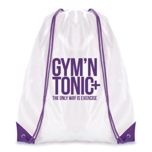 Personalised Drawstring Backpack for Company Advertising