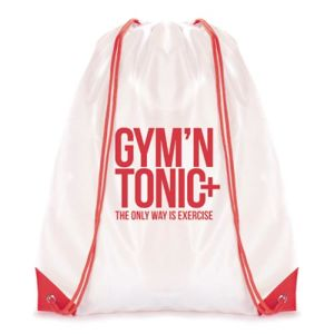 Promotional Dobson Drawstring Backpacks for Fitness Campaigns