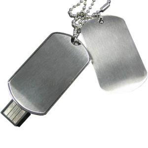 USB Dog Tag Flashdrives