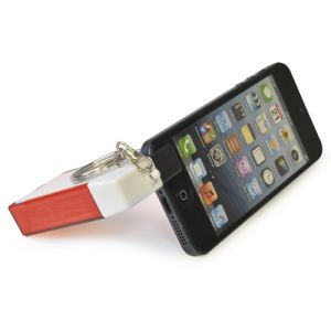 Branded Phone Holder Keychains are multi functional merchandise ideas