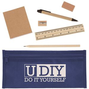 Branded stationery sets for offices