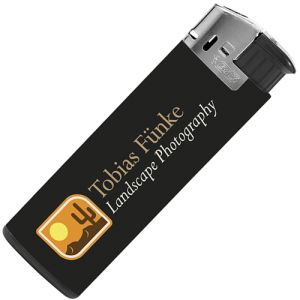 Electronic BiC Lighter