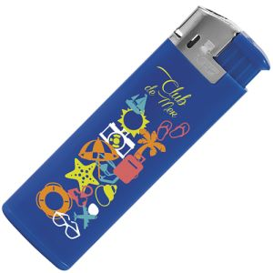 Electronic BiC Lighter