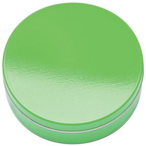 Embossed Round Mint Tins