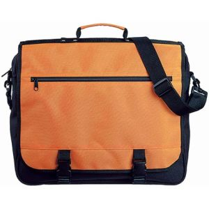 Exhibition Bag in Orange