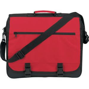 Exhibition Bag in Red