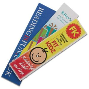 Express Laminated Card Bookmarks