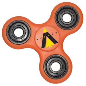 Promotional Express Fidget Spinners with company logos