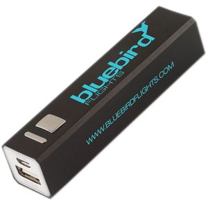 Branded Power banks for with business details