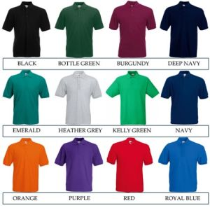 Branded Polo Shirts for event ideas